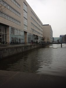 The Faculty of Humanities, Copenhagen University.